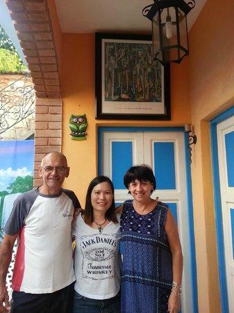 Casa Ileana: Ileana and Piedra