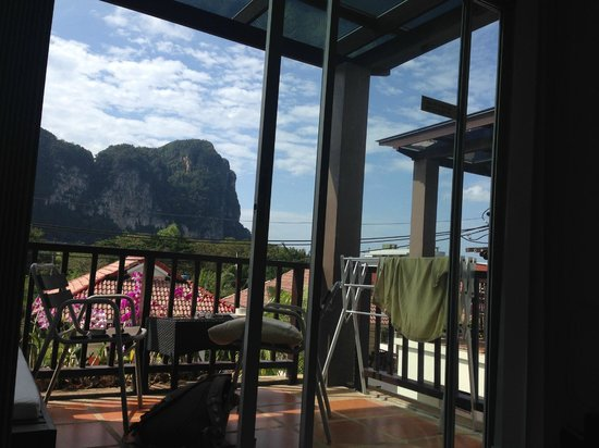 Krabi Apartment Hotel : View from room