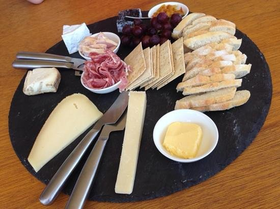 The Cheese Barrel: design our own platter