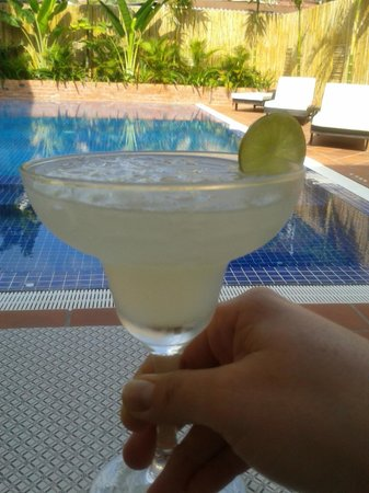 The Villa Siem Reap: Thai Coconut by the pool