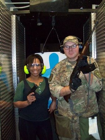 Battlefield Vegas : With instructor Jon