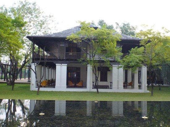 Anantara Chiang Mai Resort : Dining area