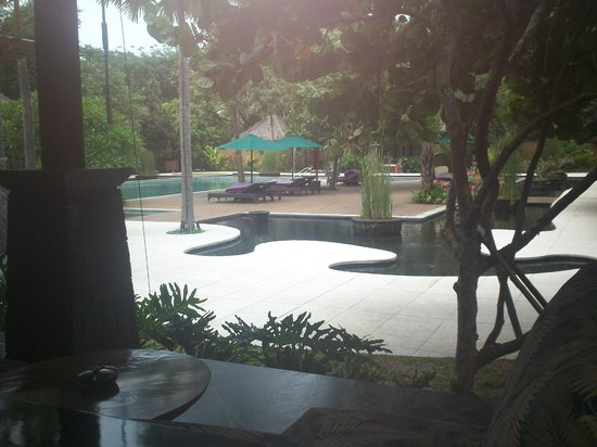 Amarterra Villas Bali Nusa Dua - MGallery Collection : вид из ресторана
