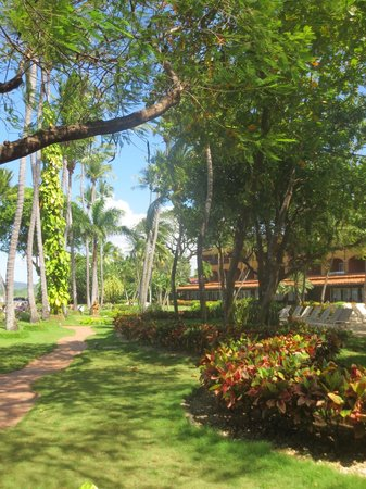 Hotel Tamarindo Diria : View of the hotel grounds