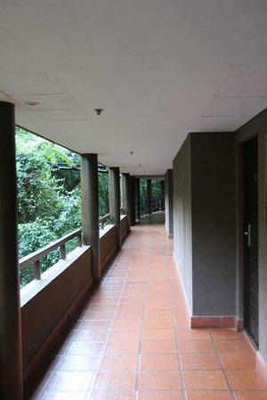 Loi Suites Iguazu: hall