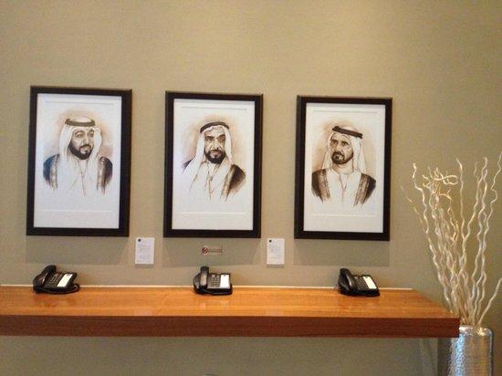 Novotel Suites Dubai Mall of the Emirates: Suite Novotel Mall of Emirates