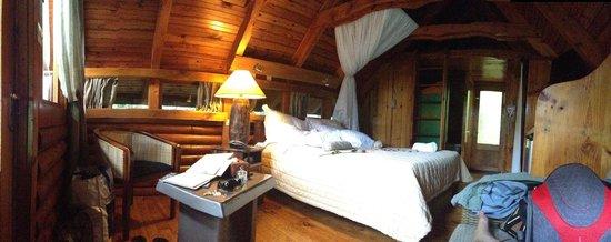 Lodge Roche Tamarin - Village nature : Chambre prestige :p
