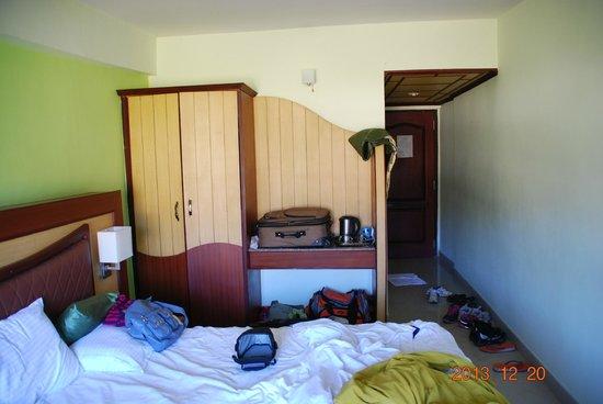 Ponmari Residencyy: room view