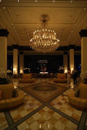 Palazzo Versace: the lobby