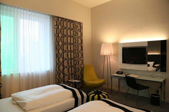 andel's by Vienna House Berlin: La mia camera al Andel's Hotel Berlin