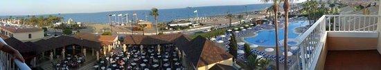 Hotel Pueblo Camino Real : panoramica desde la terraza