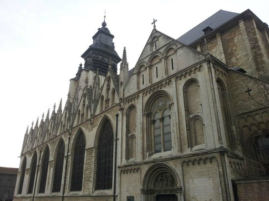 Notre Dame du Sablon: собор