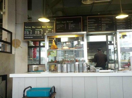 Dapurkita Food Mall City Square Johor