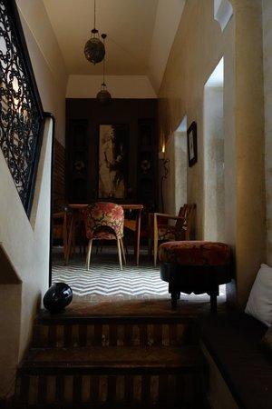 Riad Magellan Yoga : Dining room