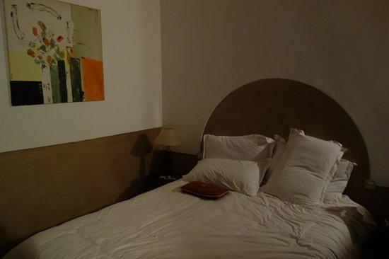 Riad Magellan: Orange room