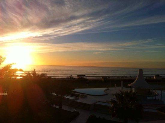 Iberostar Averroes: Lever de soleil vu de ma chambre