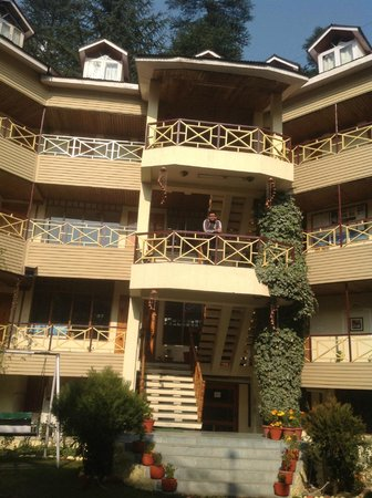 Snow Valley Resorts : internal view