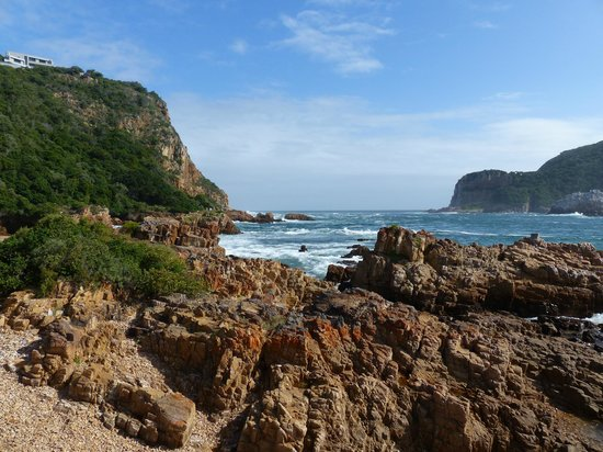Wilderness Manor Guest House: Knysna Heads