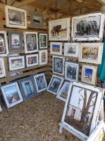 Wilderness Manor Guest House : Craft Market Sedgefield
