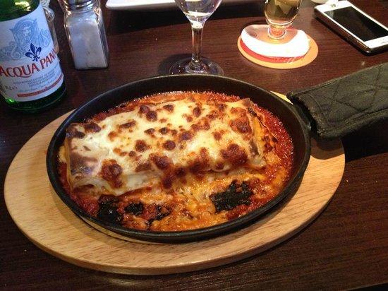 Masaniello: la mia lasagna