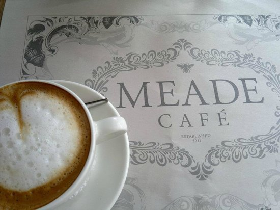 Meade Cafe: Delicious coffee