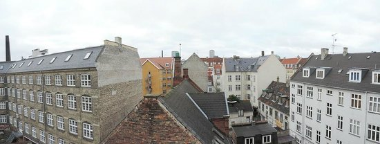 Bertrams Guldsmeden - Copenhagen: lovely view over rooftops
