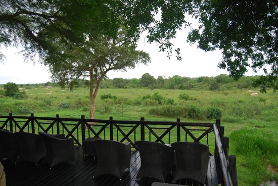 Protea Hotel by Marriott Kruger Gate : Vistas Varanda