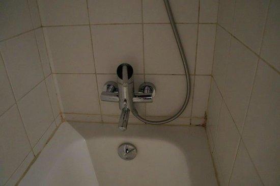 Hotel Le Walt: Грязь в ванне