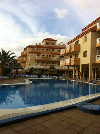 Suite Hotel Elba Castillo San Jorge & Antigua : Piscine 2