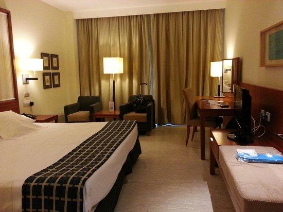 Hotel Eurostars Isla de La Toja: Habitación