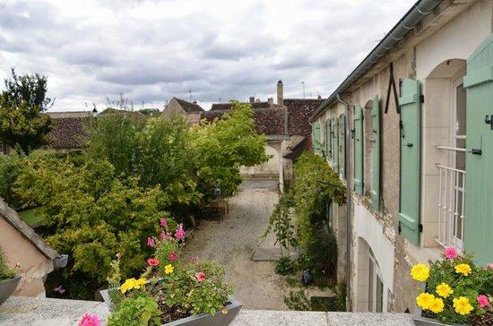 Domaine Maltoff : Vue de la Terasse