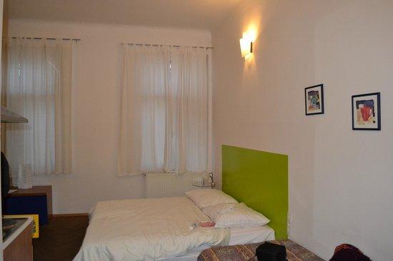 Residence V Tunich 14: спальная зона