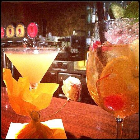 Mexicali : A few good cocktails...
