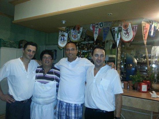 Rias Gallegas: My new spanish friends:)