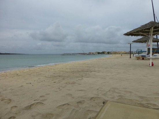 Orquidea Guest House: Its not always sunny on Boa Vista