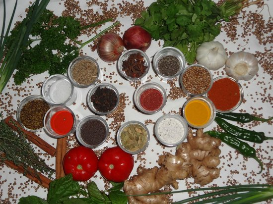 Le Four A Chaux Restaurant: Best spices for a great taste