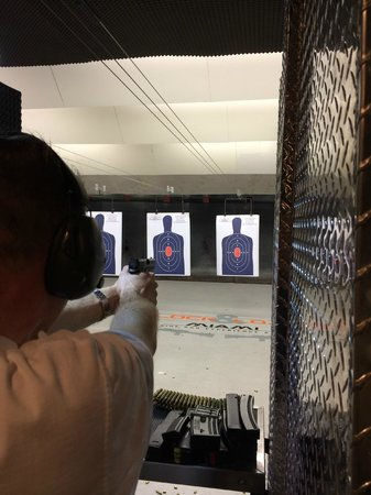 Lock & Load Miami: aiming down range