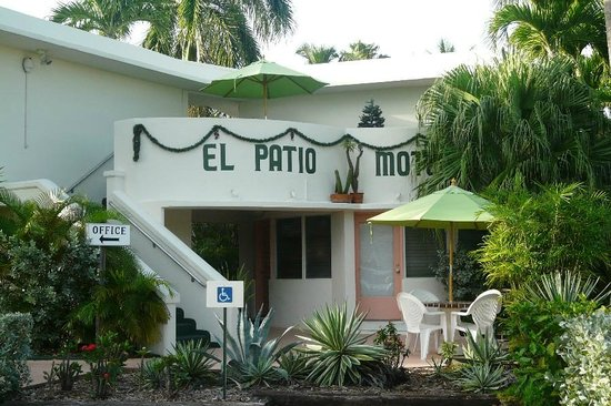 office building picture of el patio motel key west tripadvisor