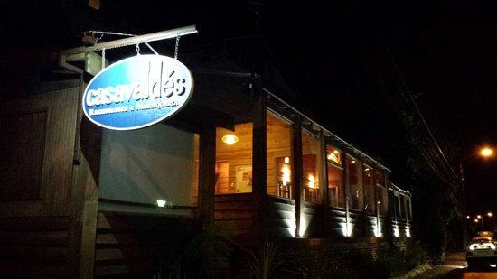 Restaurant Casavaldes: Restaurant