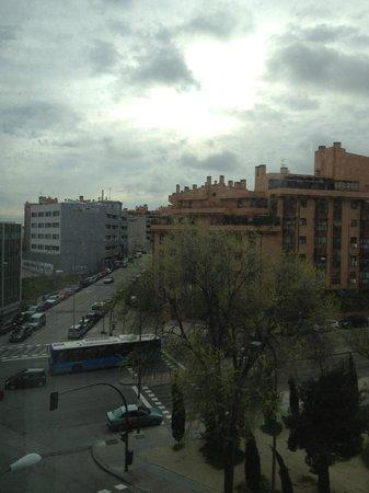 ILUNION Alcalá Norte: Vista dalla camera