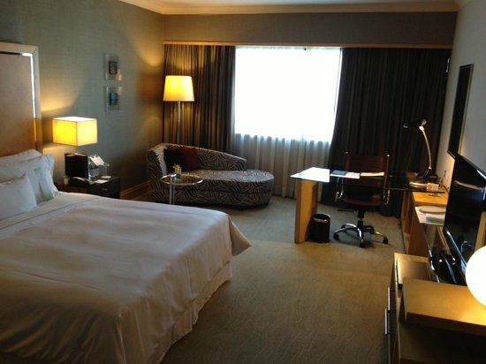 The Westin Grande Sukhumvit: room