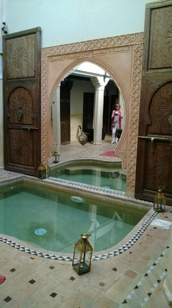Riad des Arts : Le Salon