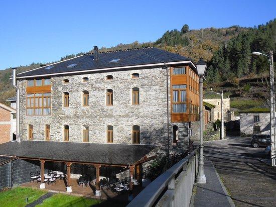 Hotel Xana: VISTAS