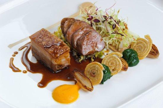The Royal Hotel Restaurant : Appuldurcombe Restaurant