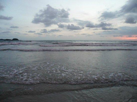 Khlong Prao Beach : пляж Klong Prao