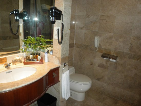 The Media Hotel And Towers : Bathroom