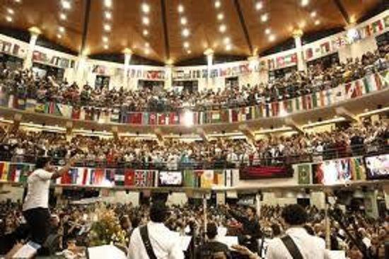 Igreja Batista da Lagoinha: Culto na IBL