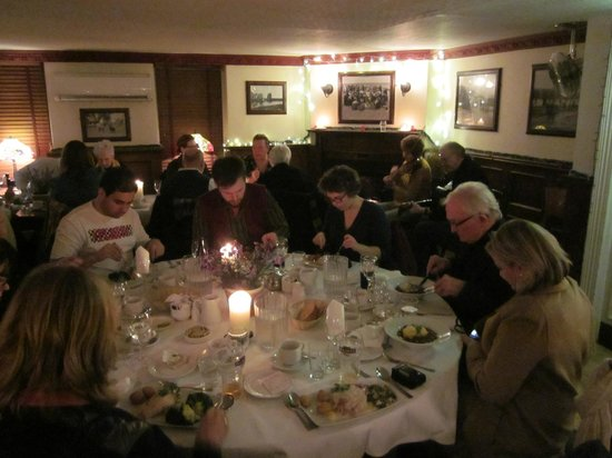 An Evening of Food, Folklore and Fairies: a wonderful evening with Johnny the story-teller, good food and music