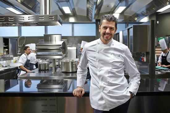 Ristorante Berton: Berton in Cucina