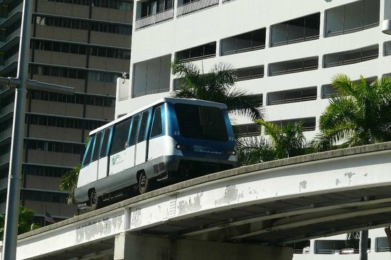 Metromover: A fun and practical way to explore Downtown Miami!